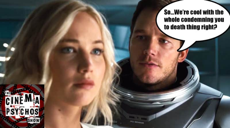 passengers featured