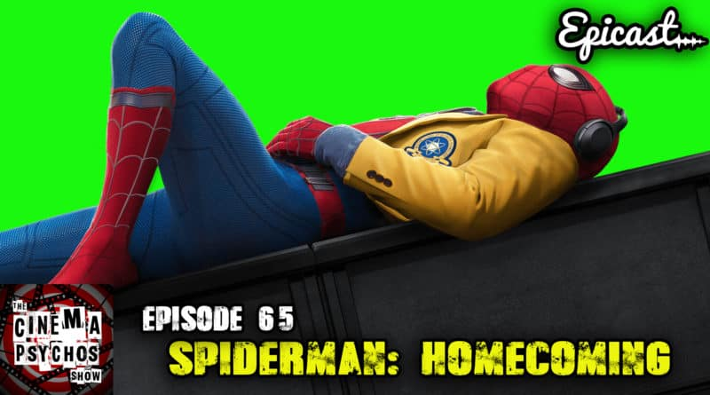 spidey homecoming featured