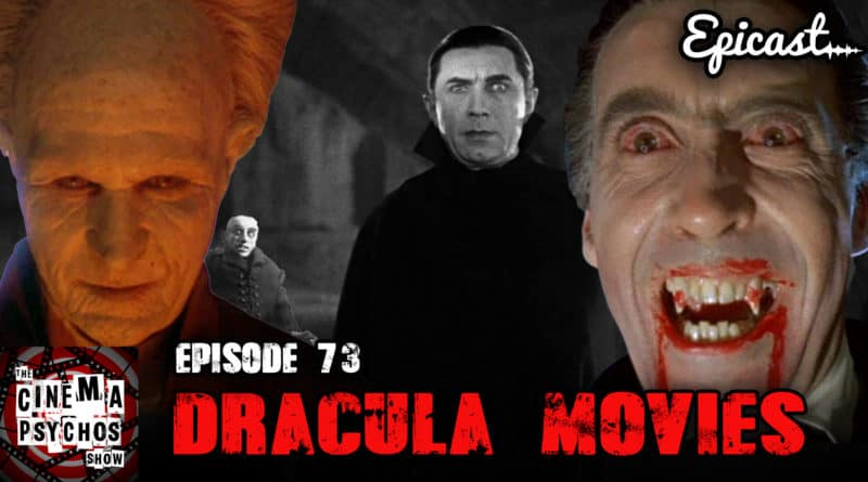 dracula featured