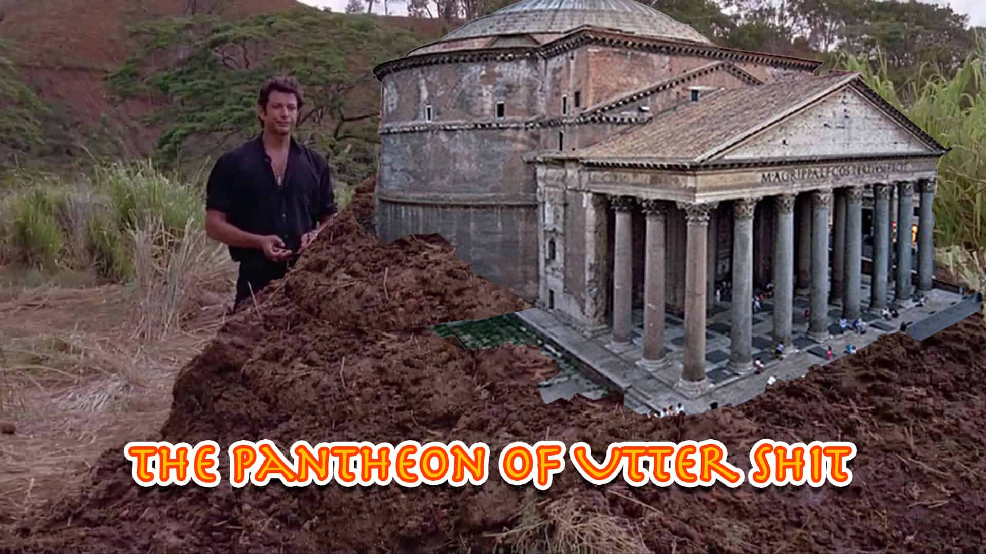 pantheon shit