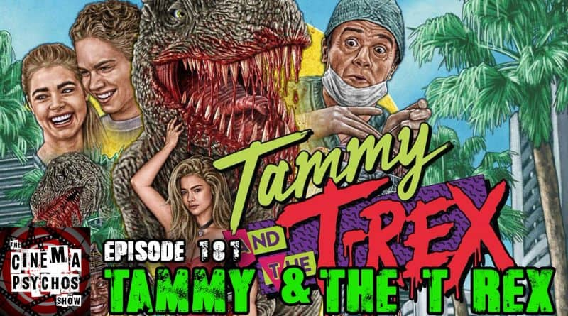 Tammy & The T-Rex