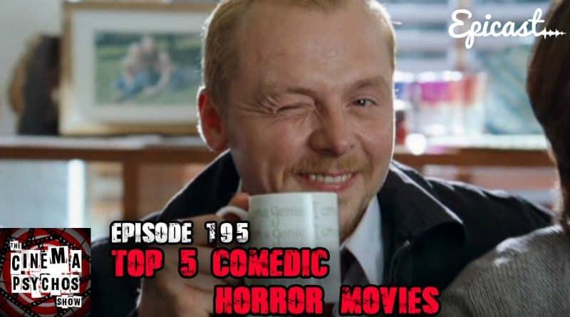 comedic horror movies